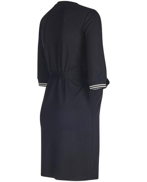 Robes - Zwarte jurk zwangerschap