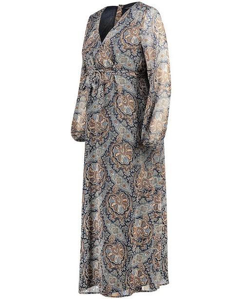 Maxi-jurk met print JoliRonde - allover - Joli Ronde