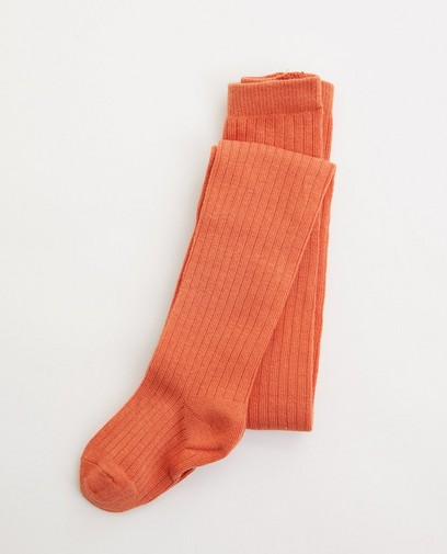 Collants orange
