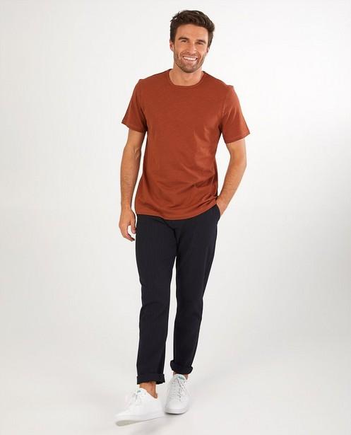 Roestbruin T-shirt League Danois - basic - League Danois