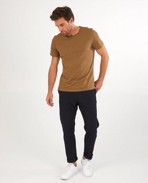 Pantalon habillé bleu League Danois - imprimé intégral - League Danois