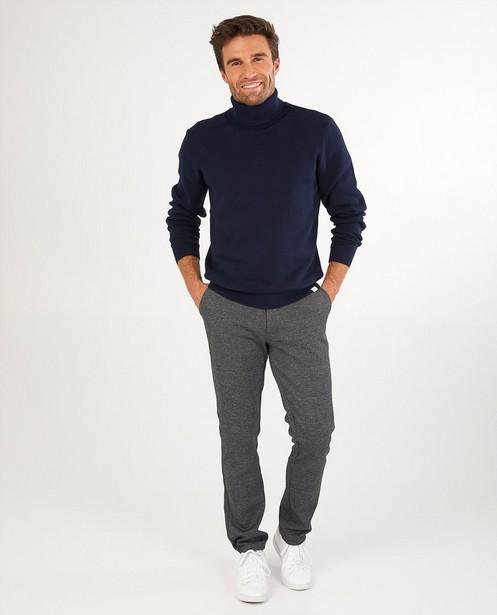 Pantalon habillé gris League Danois - imprimé intégral - League Danois