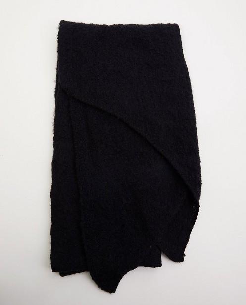 Zwarte sjaal Pieces - basic - Pieces