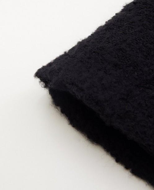 Bonneterie - Écharpe noire Pieces