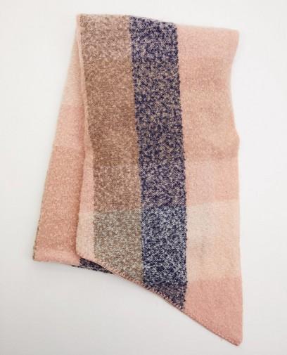 Sjaal met zachte kleuren Pieces