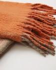 Breigoed - Sjaal in roze-tinten Pieces