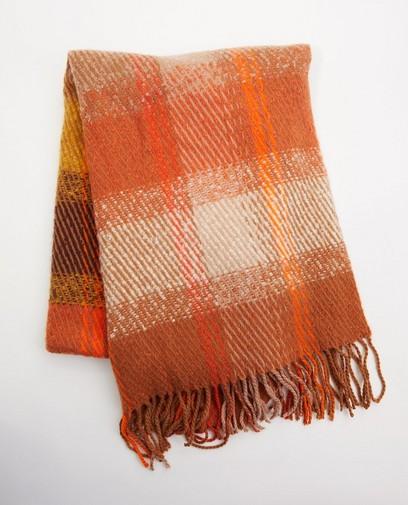 Oranje sjaal Pieces