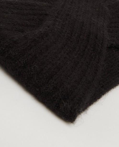 Bonneterie - Bandeau noir Pieces