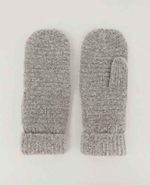 Moufles grises Pieces - chinées - Pieces