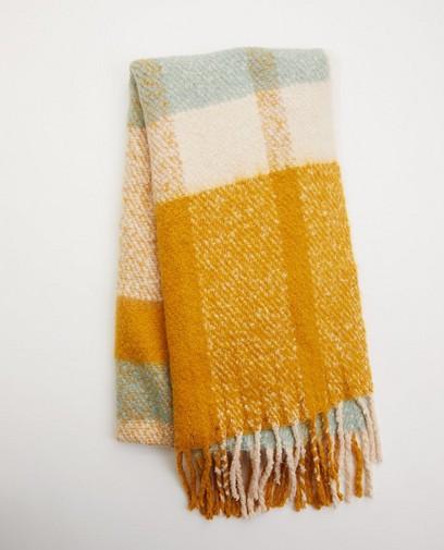 Sjaal in geel-tinten Pieces