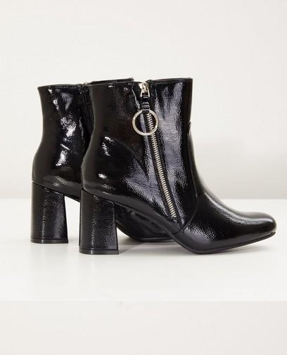 Zwarte laklaarzen, maat 36-41