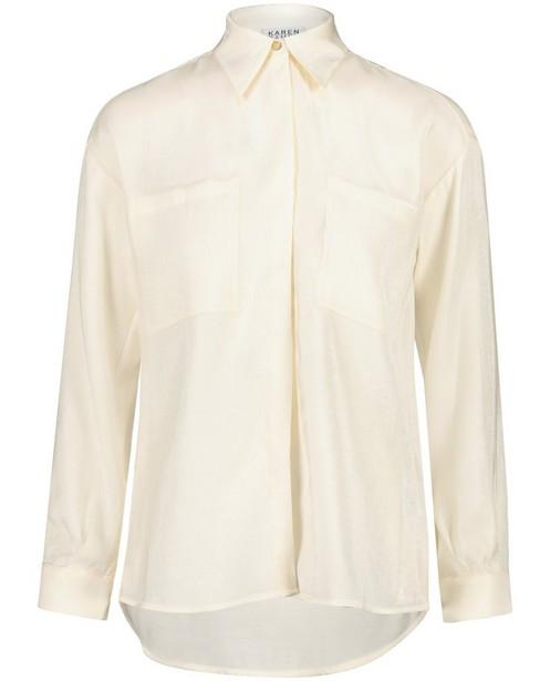 Chemises - wit hemd
