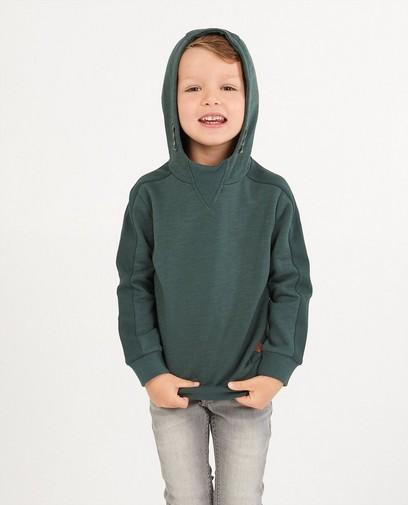 Groene sweater Wickie