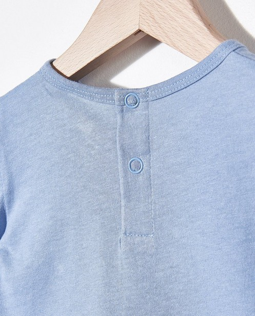 T-shirts - Bruine longsleeve BESTies
