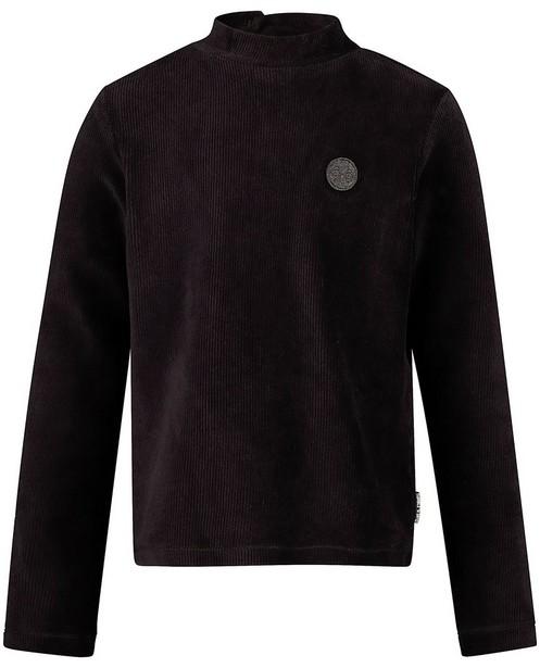 T-shirt à manches longues noir Tumble 'n Dry - velours côtelé - Tumble 'n Dry