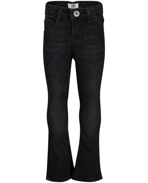 Jeans à pattes d'éléphant gris Tumble 'n Dry - effet délavé - Tumble 'n Dry