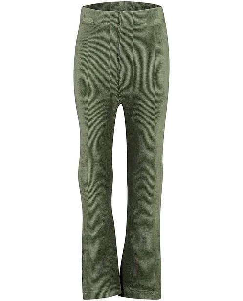 Pantalon en velours côtelé Tumble 'n Dry - vert foncé - Tumble 'n Dry