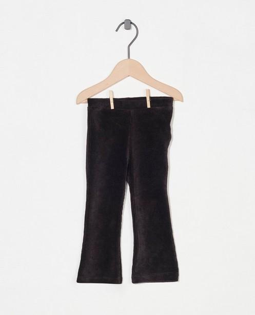 Leggings anthracite Tumble 'n Dry - en velours côtelé - Tumble 'n Dry
