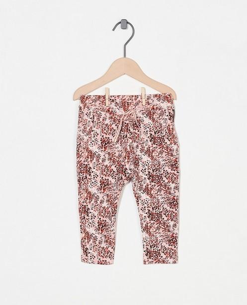 Pantalon rose à imprimé Tumble 'n Dry - imprimé intégral - Tumble 'n Dry