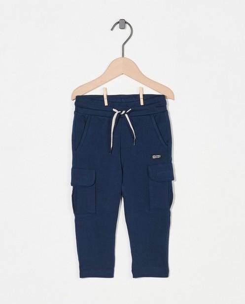 Pantalon cargo bleu Tumble 'n Dry - stretch - Tumble 'n Dry