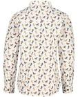 Chemises - Chemise blanche à imprimé Hampton Bays