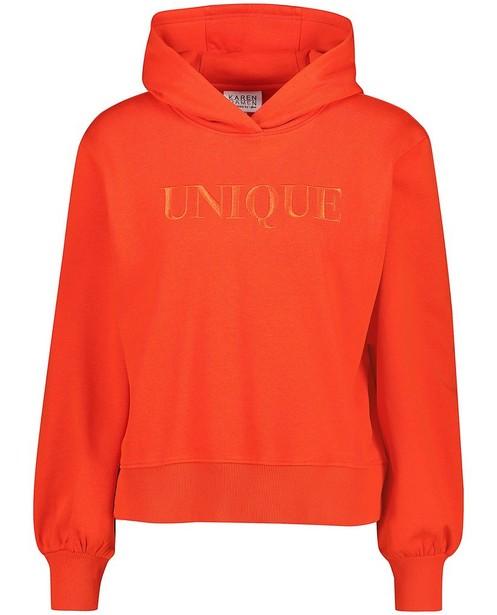 Sweats - oranje sweater