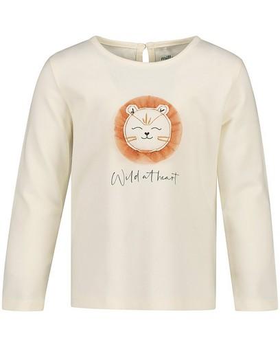 T-shirt à manches longues en coton bio