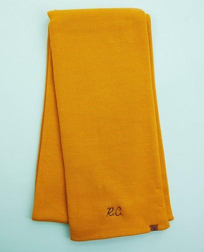 Gele unisex sjaal, Studio Unique