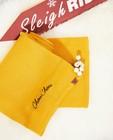 Breigoed - Gele unisex sjaal, Studio Unique