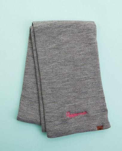 Grijze unisex sjaal, Studio Unique