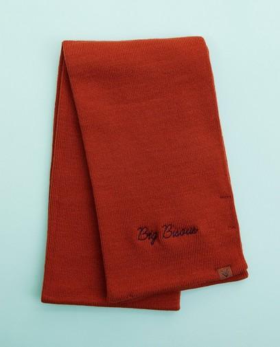 Oranje unisex sjaal, Studio Unique