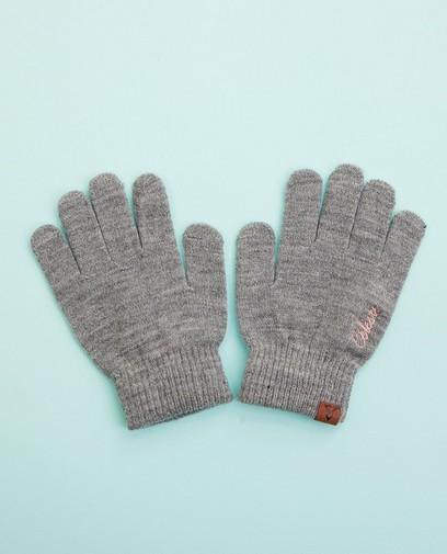 Grijze handschoenen, Studio Unique