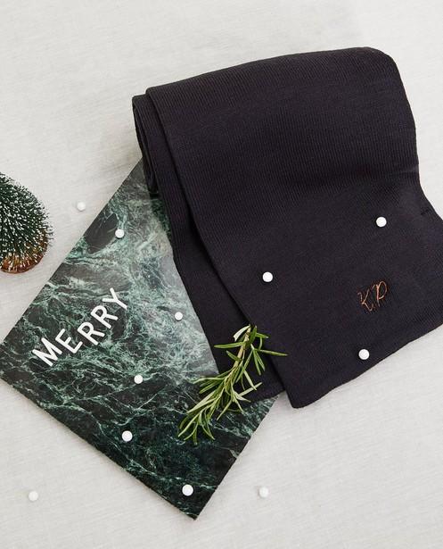 Unisex sjaal 2-7 jaar, Studio Unique - personaliseerbaar - JBC