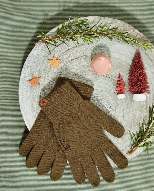 Handschuhe 2-7 Jahre, Studio Unique - personalisierbar - JBC
