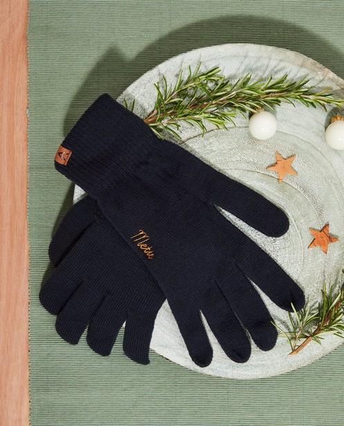 Handschoenen 7-14 jaar, Studio Unique - personaliseerbaar - JBC