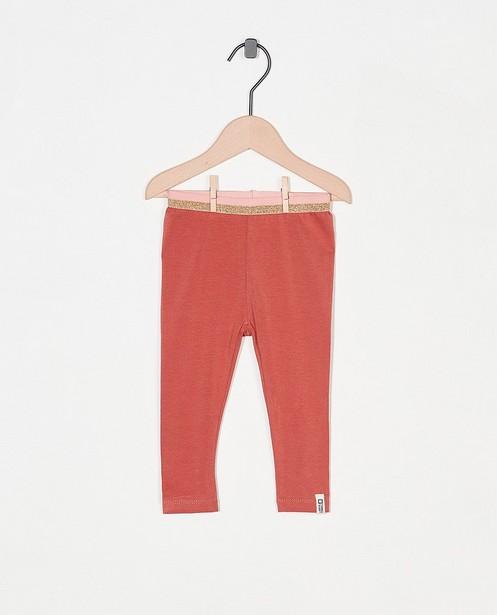 Leggings brun rosé Tumble 'n Dry - stretch - Tumble 'n Dry