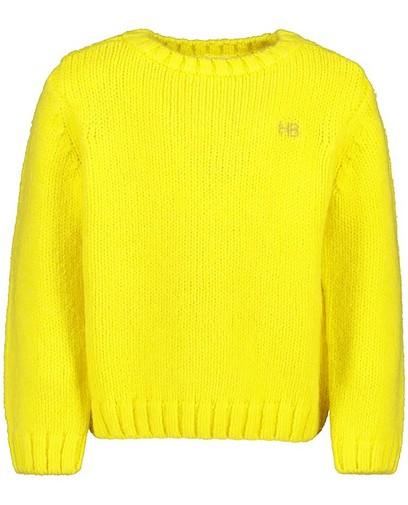 Pull jaune Hampton Bays