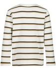 T-shirts - Pull rayé en coton bio