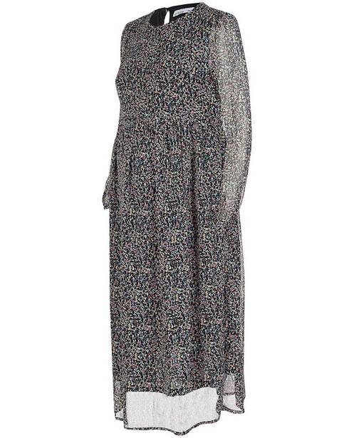Robe avec fil métallisé JoliRonde - imprimé intégral - Joli Ronde