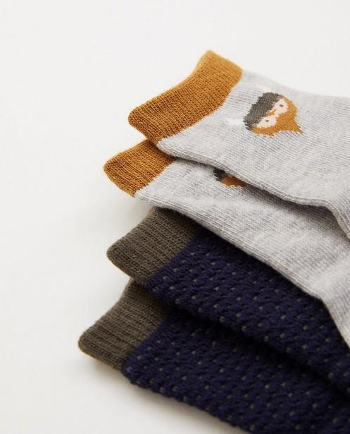 Chaussettes - Lot de 2 paires de chaussettes - viking