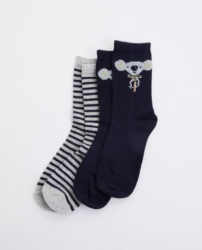 Set mit 2 Paar Socken - Koala