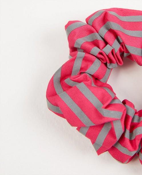 Strickware - Rosa Zopfband Flashion Designers