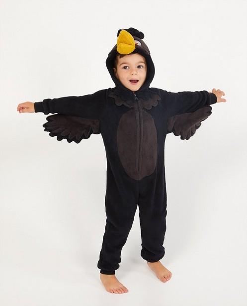 Raaf-onesie Fabeltjeskrant - met vleugels - Fabeltjeskrant