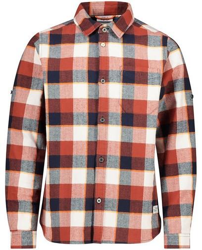 Chemise à carreaux Dylan Haegens