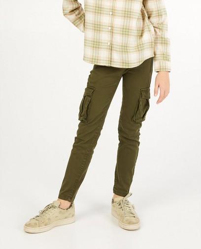 Pantalon cargo kaki BESTies