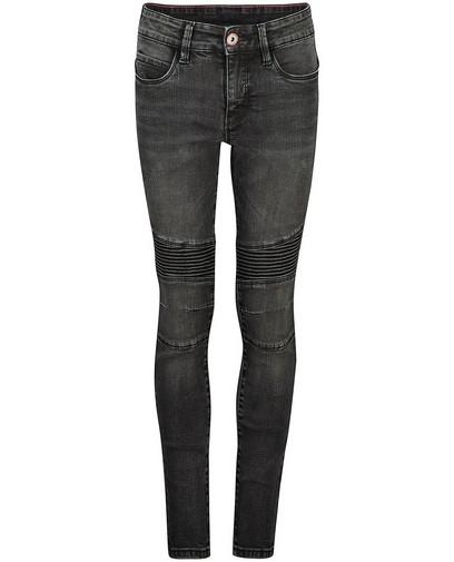 Grijze slim jeans Dylan Haegens