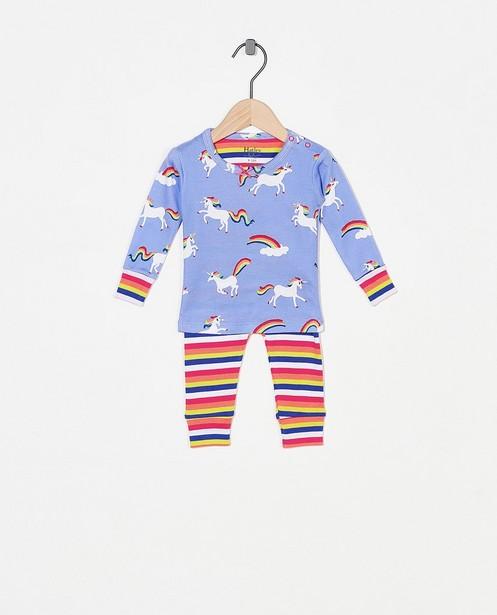 Pyjama à imprimé licorne Hatley - deux pièces - Hatley