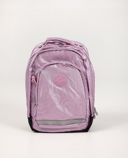 Grote roze rugzak Kipling
