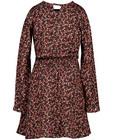 Robes - Jurk met bloemenprint Looxs