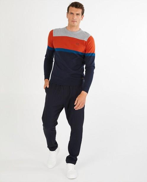 Pantalon rayé Hampton Bays - bleu foncé - Hampton Bays